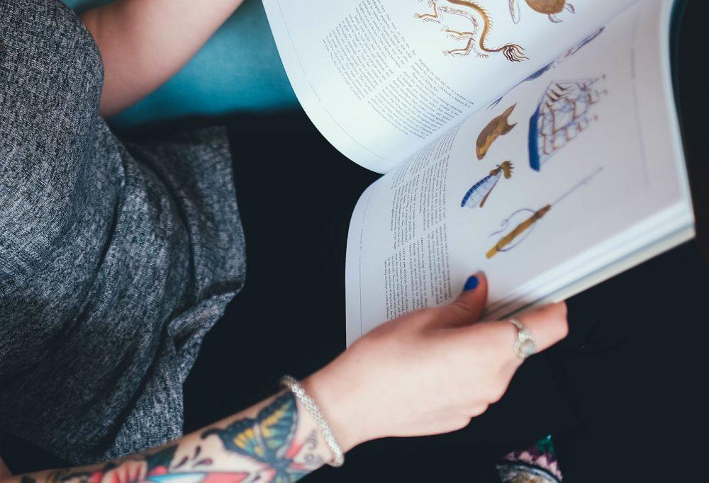 Die Lesung