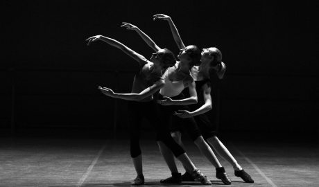 Balletaufführung