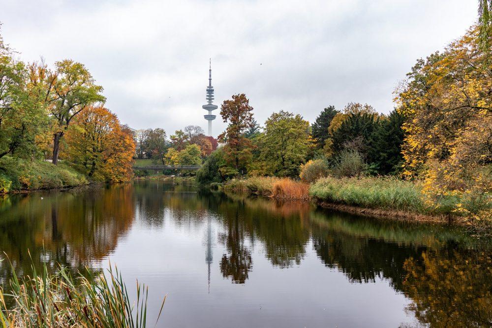 Maskenpflicht in Hamburg